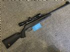Browning M Blade .177 with scope Used